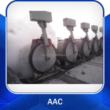 Higher profits and efficiency light weight aac brick machine prices