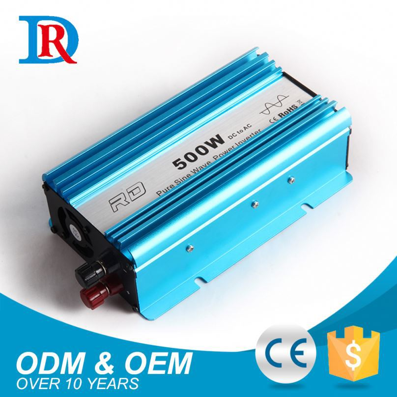 Top Sales 500W Inverter Dc Ac Converter 12V 220V