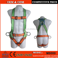 100% Polyester karam full body harness with EN 361 for workers