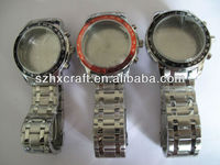 customized 50mm wrist watch case