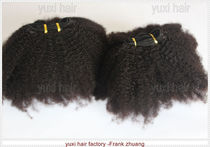 Fashion natural afro hair nubian kinky twist