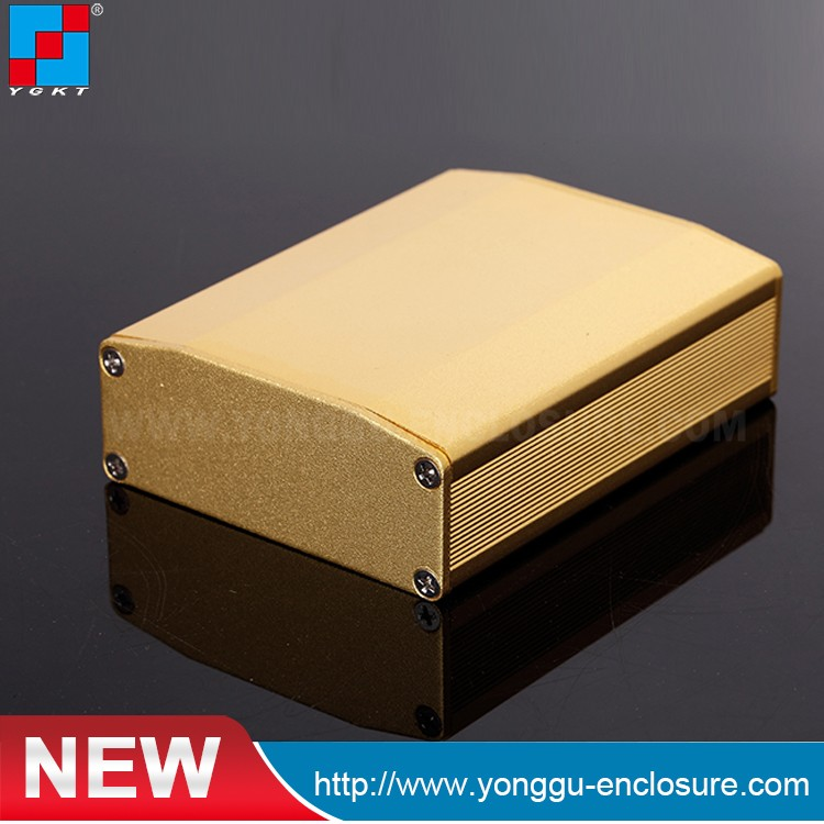 64*25.5*free(w*h*l)Customized Aluminum Box For Electronic Product Enclosure