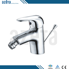 China Made Chrome Plated Mixer Single Lever Tap Bidet Faucet