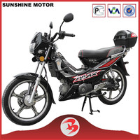 SX110-6A Africa Best Seller Chinese Cub New 110CC Forza Motorcycle