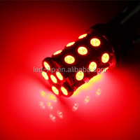 Led auto, ultra red car led light car led bulb lamp1156/1157 BA15S
