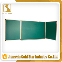 Aluminum Frame writing slate hanging Green chalk board with low price
