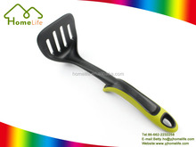 High quality Self-Standing Nylon Kitchen Cooking Utensils with plastic handle
