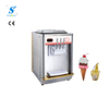 2+1mixed flavors CE approved factory price table commercial frozen yogurt machine