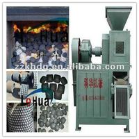 Coal powder briquette making machine