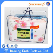 UV Printing PVC Zipper Slider bag