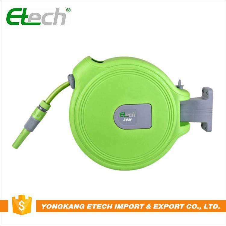 Expandable high pressure water garden pipe