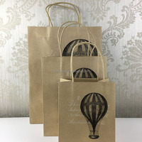 Custom Kraft Paper Bag China