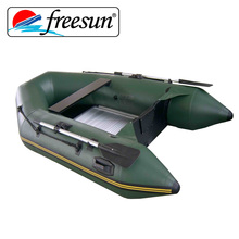 CE certification pvc inflatable small boat yacht