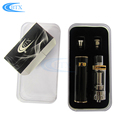 E-cigarette Battery top filling atomizer Rechargeable Battery Vaporizer Vape Pen kit