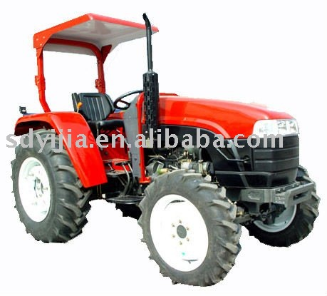 CE approved hot sale 4 wheel 40HP high quality farm tractor