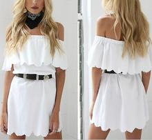 B33204A New Fashion Women Hot-selling off shoulder Women Clothing