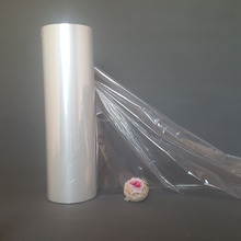 Super Thin Polyolefin Plastic Cup Pof Shrink Wrap Flower Film