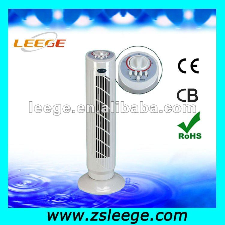 "29"" oscillating standard tower fan"