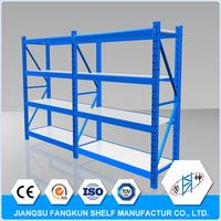 Medium duty storage shelves 4S auto spare parts rack