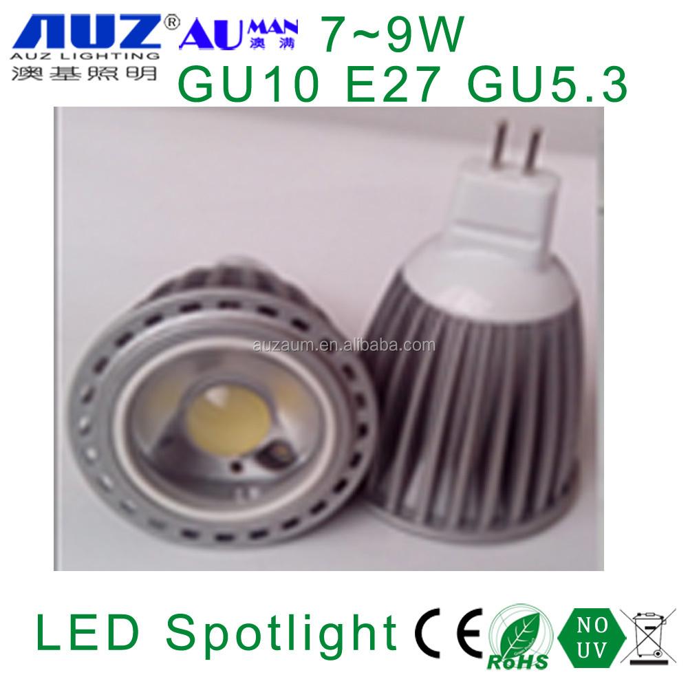 mr16 gu5 3 led lamp 12v 9w 90lm w led spotlight bulb buy. Black Bedroom Furniture Sets. Home Design Ideas