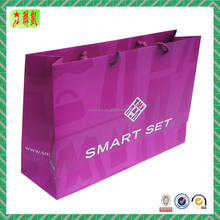 Custom Made Garment Paper Bag for Shopping