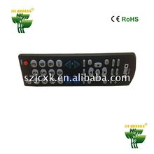 Best selling promotional price universal remote control codes dvd tv with high quality