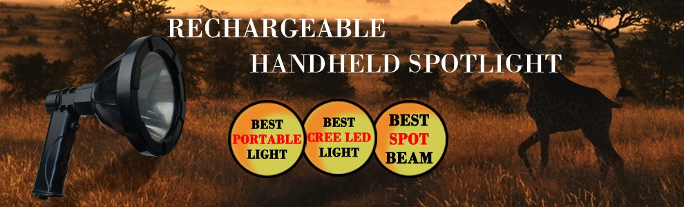 5JG-T61LED-G portable emergency light battery backup led emergency light hunting cree torch