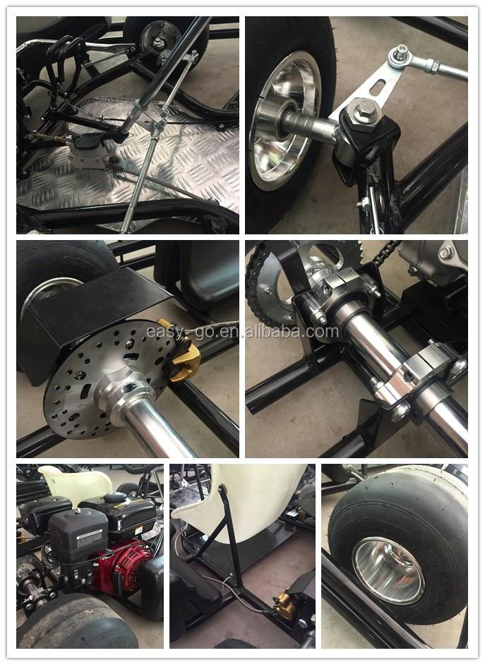 2016 Новый Дизайн go kart 400cc двигателя с безопасностью бампер hot на продажу