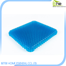 Hot Sale soft Cooling Gel Grid Cushion