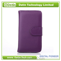 OEM is welcomed --Leather Wallet with Stand Feature and Credit Card ID Holders phone case for Galaxy S5