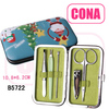 Merry Christmas nail care personal manicure pedicure set B5722