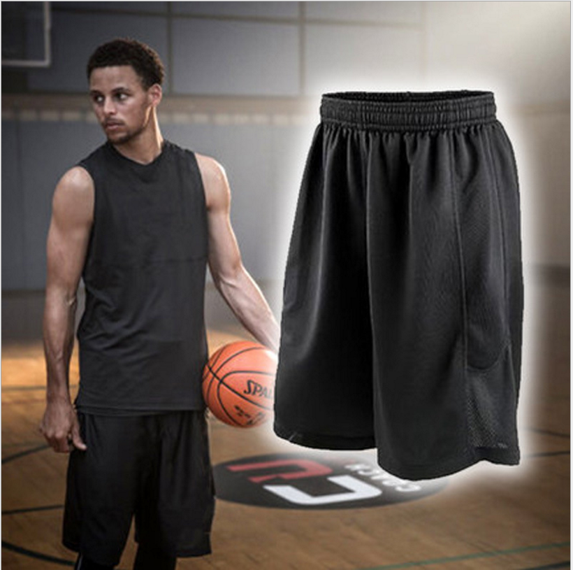 Summer Quickly Dry Gym Sports Shorts Men's Basketball Shorts Jersey Compression Running Crossfit Shorts