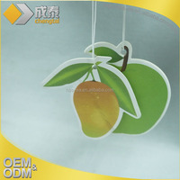 custome incense air fresheners car freshener