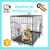 Newest Design Double Doors Folding Dog Metal Crate Cage