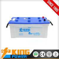 OEM manufacturer dry charged auto battery N200