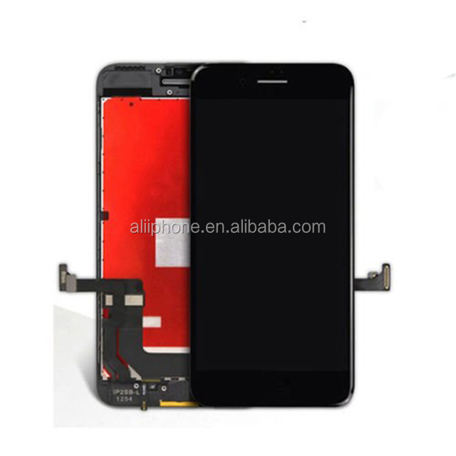 Factory Manufacturing Wholesale OEM LCD Wholesale Lcd Touch Screen For Iphone 7 display assembly white