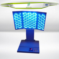 three color LED Light Therapy pdt led therapy photon led skin care beauty products for sale
