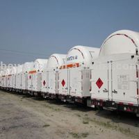 27000L Liquid Carbon Dioxide Transportation Trailer