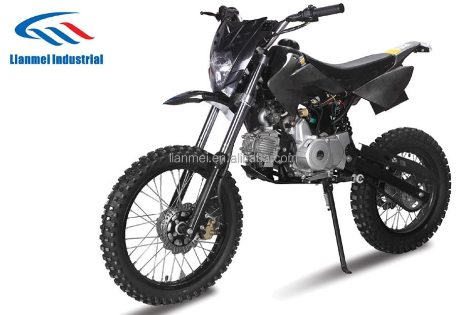 125cc 4 stroke Kick Start Pit Bike with KTM engine