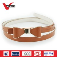 High quality young girls fashion belt