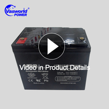UPS Lead Acid Gel Type 12v 70AH 75ah VRLA Deep Cycle Battery
