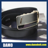 Ratchet Cowhide Genuine Leather Belt Strap with Automatic Buckle (A5-1601510)