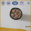 5 core 35mm2 copper electrical cable with XLPE Insulated