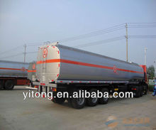 60 CBM 3 AXLE OIL TANK TRAILER