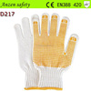 cotton crocheted pvc coated work gloves bulk buy from china