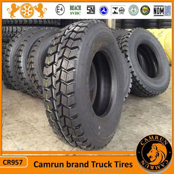 CAMRUN best china brand high quality radial truck tire 13r22.5