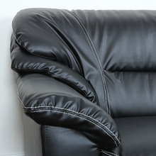 Modern home lazy boy leather recliner sofa