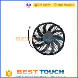CELICA ST-202 SS-II 2.0L L4 3S-GE ENGINE MT 1994-1999 straight blade 120W auto a/c fan for TOYOTA