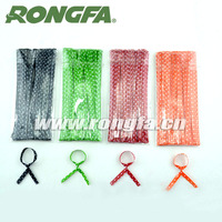 8mm PE plastic clip band in roll for bread packing machine