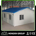 low cost steel sandwich panel houses prefabricated for sales